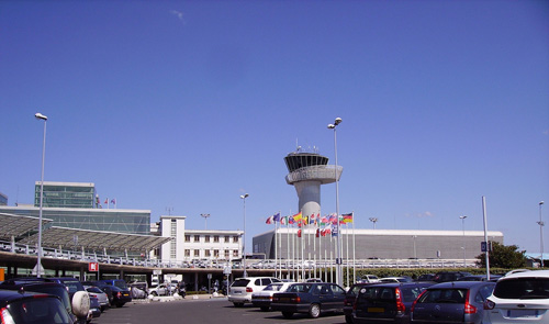 Bordeaux Airport Mérignac