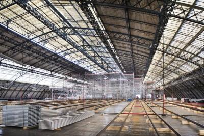Gare de St Jean à Bordeaux