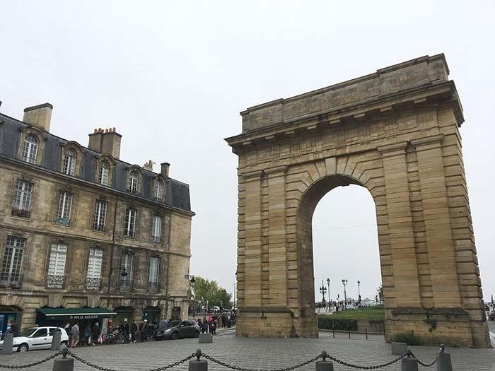 Bordeaux et ses longues distances