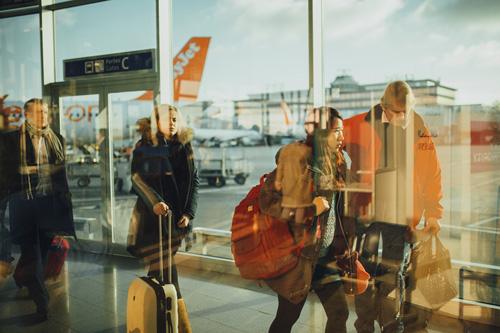 Service accueil à l'aéroport Bordeaux Mérignac