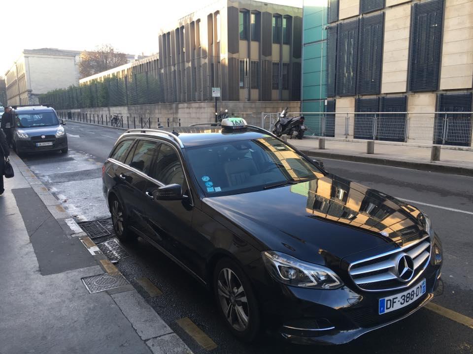 taxi à Bordeaux en temps de  COVID 19