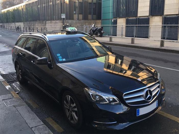 garantir la protection des chauffeurs de taxi et des clients