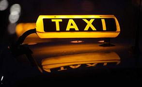 taxi au coeur de Bordeaux